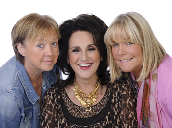 Birds Of A Feather (Touring), Linda Robson, Pauline Quirke, Lesley Joseph picture