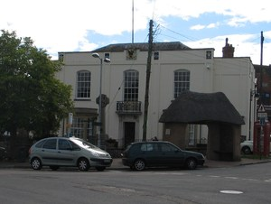Bradninch Guildhall artist photo