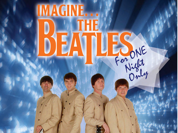 Imagine The Beatles (Beatles Tribute) + Guest DJ picture