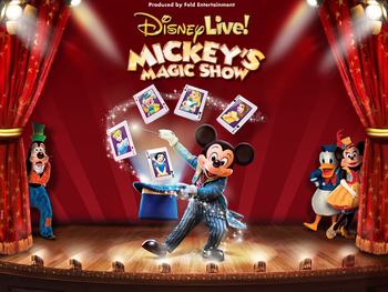 Disney Live! Mickey's Magic Show picture