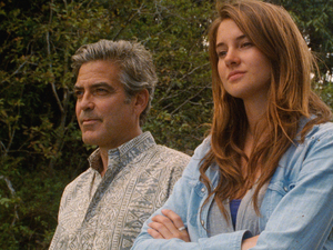 Film promo picture: The Descendants