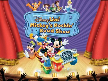 Disney Live! Mickey's Rockin' Road Show picture