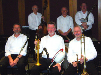 Salisbury Jazz Club: The Golden Eagle Jazz Band picture