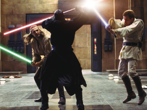 Film promo picture: Star Wars Episode I: The Phantom Menace 3D