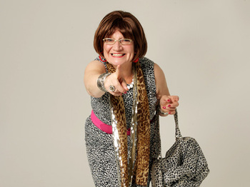 Fun Smuggler: Mrs Barbara Nice (Janice Connolly) picture