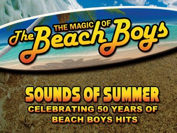 Magic Of The Beach Boys artist photo