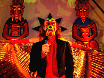 The Crazy World of Arthur Brown + Warme picture