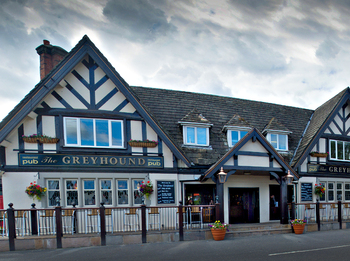 Greyhound Hotel, Sporting Lodge Inns venue photo