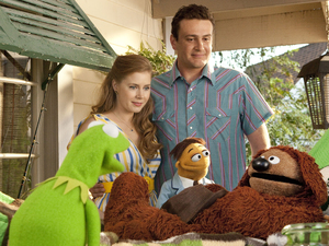 Film promo picture: The Muppets