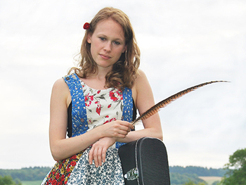 The Topic Folk Club: Louise Jordan picture