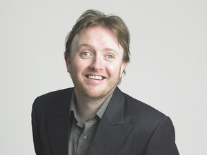 Chris McCausland artist photo