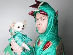Piff The Magic Dragon artist photo