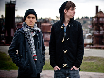Grieves & Budo artist photo