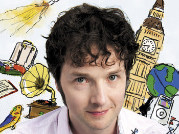 The Time Is Now, Again: Chris Addison picture
