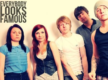 Everybody Looks Famous artist photo