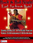 Flyer thumbnail for Rock & Roll Night: The Earl Jackson Band