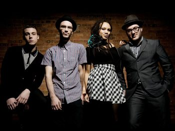 ASBO DISCO NYE: The Skints picture