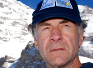 Sir Ranulph Fiennes artist photo