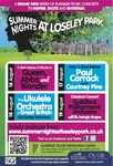 Flyer thumbnail for Summer Nights - Classical Concert: Guildford Philharmonic Orchestra, The Swingle Singers