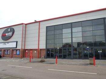 Cineworld Cinema - Chesterfield venue photo
