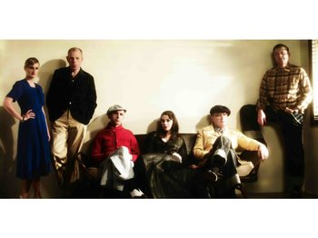One Day I'm Going To Soar Tour: Dexys picture