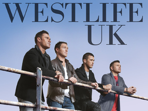 Westlife UK artist photo