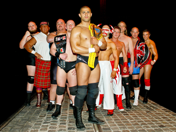 All Star Super Slam Wrestling picture