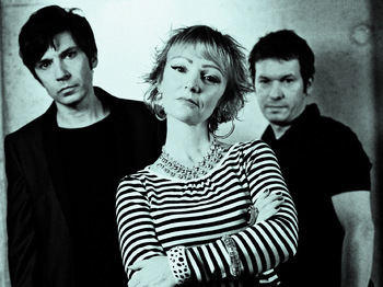 The Primitives + The School + Gareth Evans picture