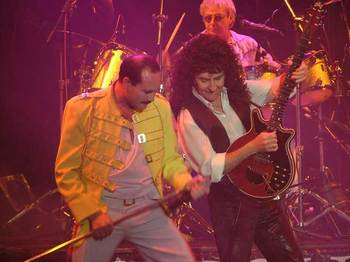 A Night Of Queen: Mercury picture