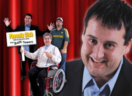 Lee Lard's Peter Kay Tribute Show artist photo