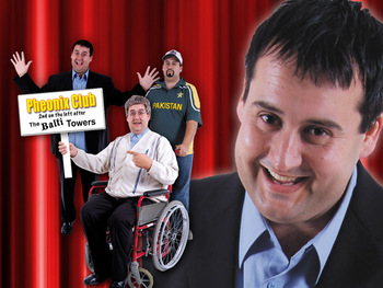 Tribute Night: Lee Lard's Peter Kay Tribute Show + Michael Buble Tribute picture