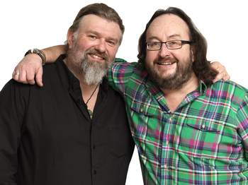 Larger Than Life: The Hairy Bikers picture
