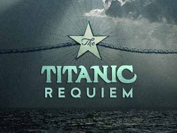 The Titanic Requiem: Royal Philharmonic Orchestra (RPO), Robin Gibb, Aled Jones picture