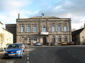 Masham Town Hall venue photo