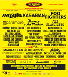 Flyer thumbnail for Reading Festival 2012