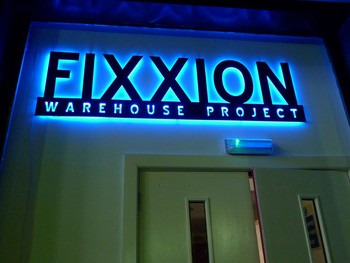 Fixxion Warehouse Project venue photo
