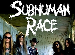 Subhuman Race artist photo