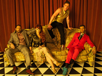 Scissor Sisters + The Sights picture
