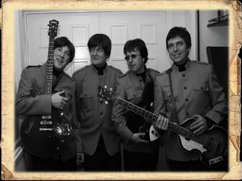 The Naked Beatles + Lusty Springfield + Mike Surman picture