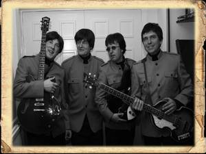 The Naked Beatles artist photo