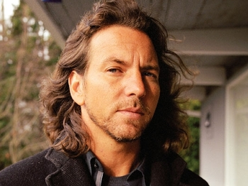 Eddie Vedder artist photo