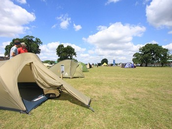Cotswold Outdoor Bournemouth Tent Show picture
