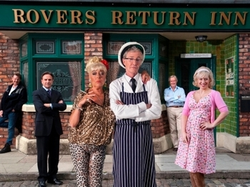 Coronation Street - Street of Dreams (Touring), Paul O'Grady picture