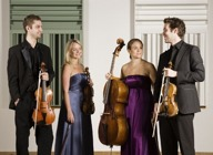 Piatti String Quartet artist photo