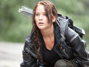 Film promo picture: The Hunger Games