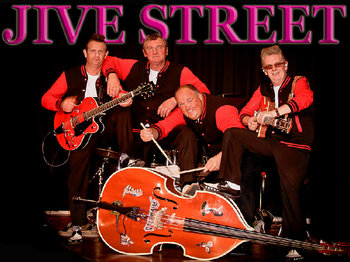 Jive street tour dates tickets 2018 for 1 2 34 get on the dance floor