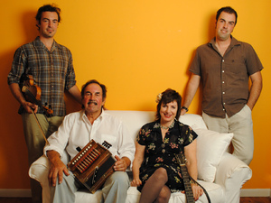 Savoy Family Cajun Band artist photo