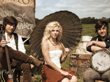 The Band Perry artist photo