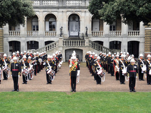Band Of Her Majesty's Royal Marines Portsmouth artist photo
