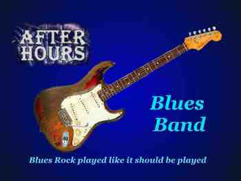 After Hours Blues Band artist photo